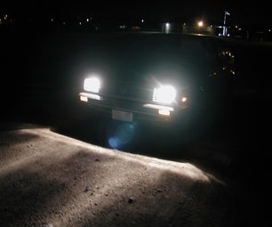 Improve Your Headlights!