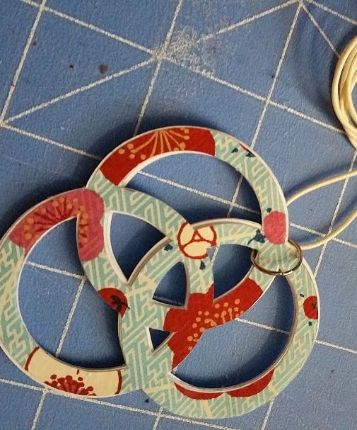 FCMG - Make Jewelry - Paper Pendant
