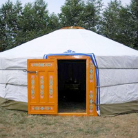 Build a Mongolian Yurt
