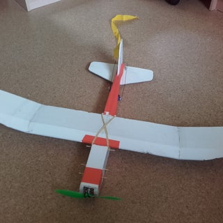 How to Build Your First RC Plane for Under $100 - Transmitter, Shipping, Battery, Charger, and Hardware Included