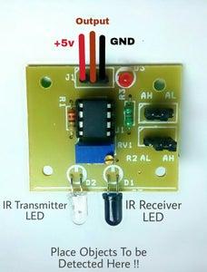 Distinguish Between LEDs