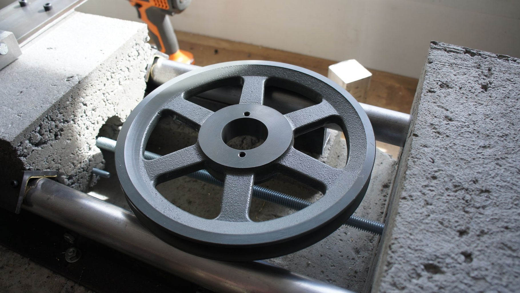 Pulleys for Turning