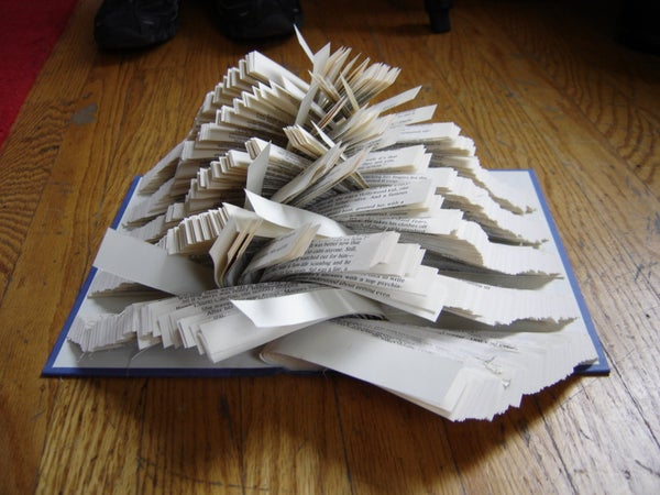 The Dissected Manuscript