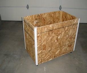 Camping Gear Storage Box