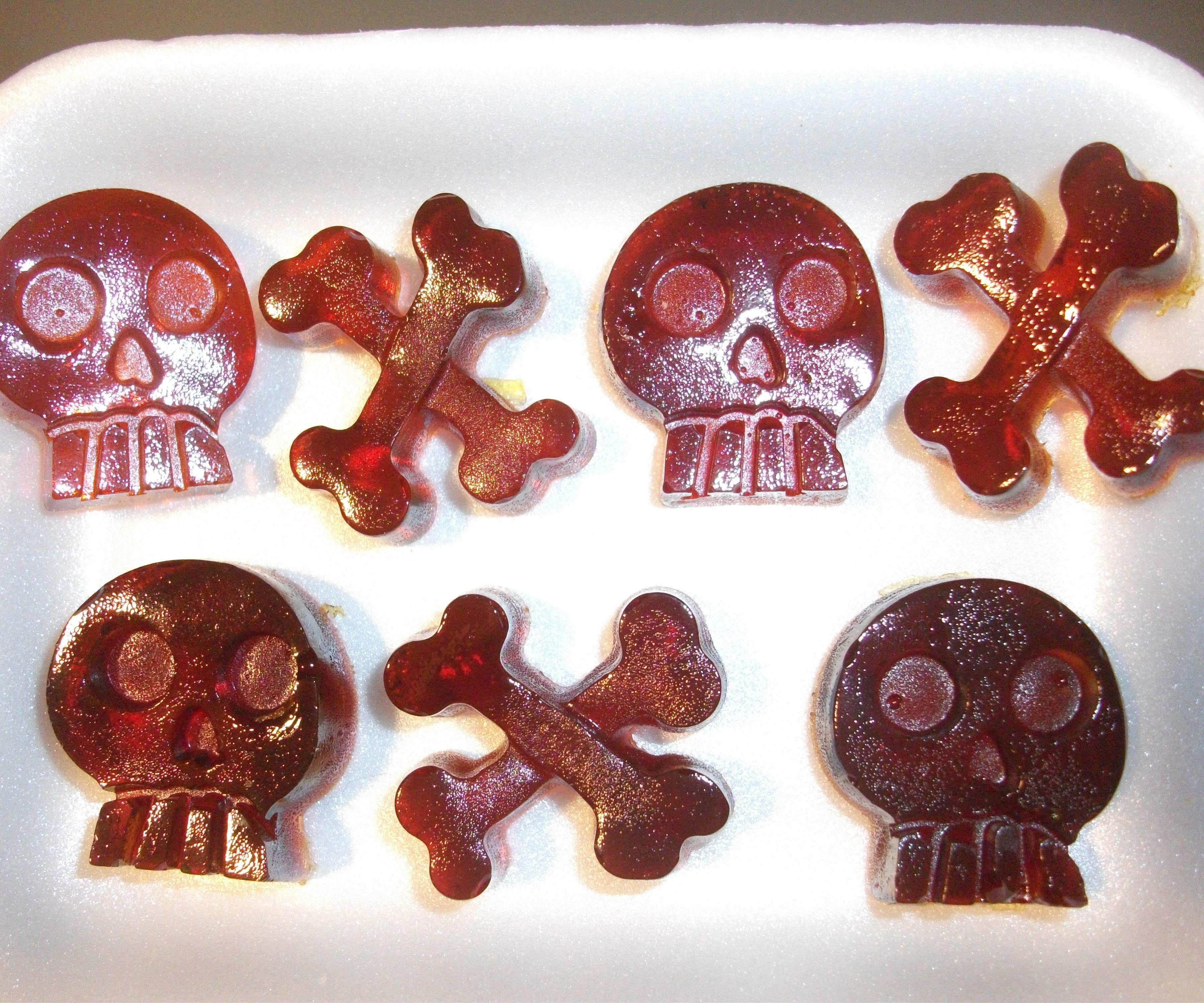 Bones & Skulls Candies