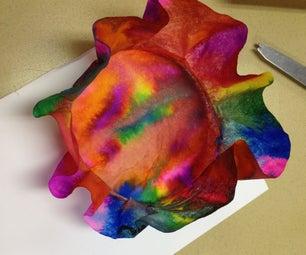 Rainbow Bowls of Art