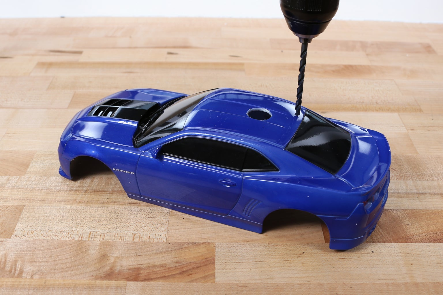 Drill the Car