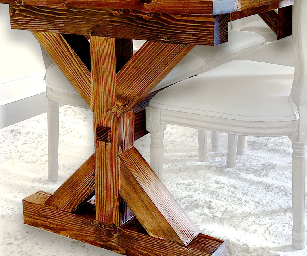 Picture of: 6 Mistakes Not To Make Building A Farmhouse Table 7 Steps With Pictures Instructables