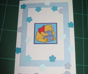Simple Greeting Card N° 2