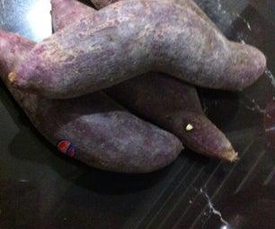 Japanese Sweet Potato Chips