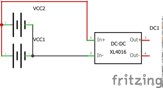 Powering the Circuit and Pi