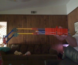 My Knex Gun (EXTEMLY SIMPLE!!!!!)