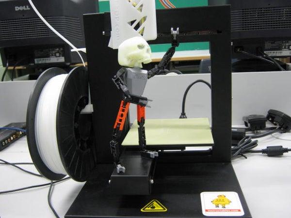 3D Modeling With K'nex