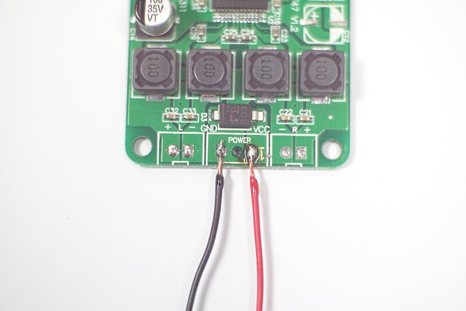 Bluetooth Audio Board