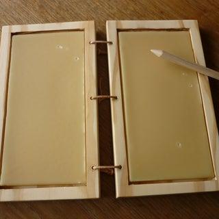 Wax Tablet