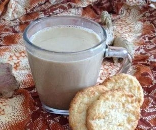 Spiced Coconut Milk - Sarabba