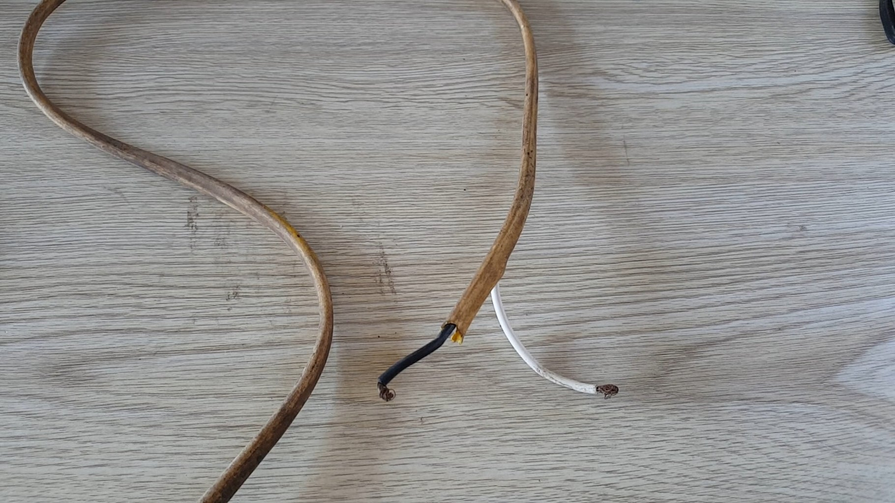 Wire for Leds