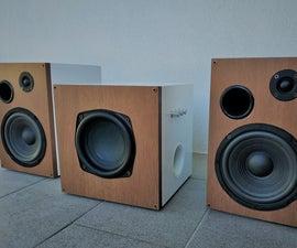Sound Sistem Diy