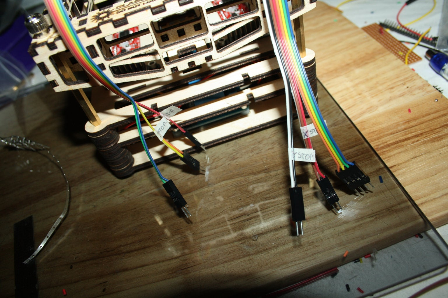 Test Wiring