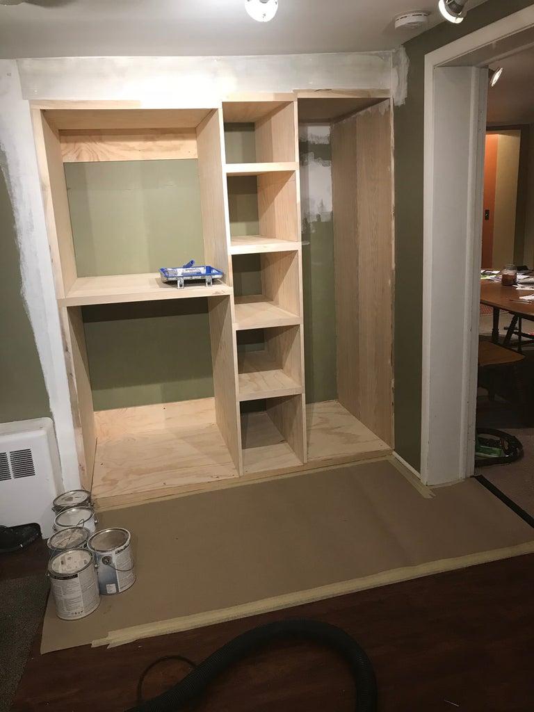 Framing and Base Painting