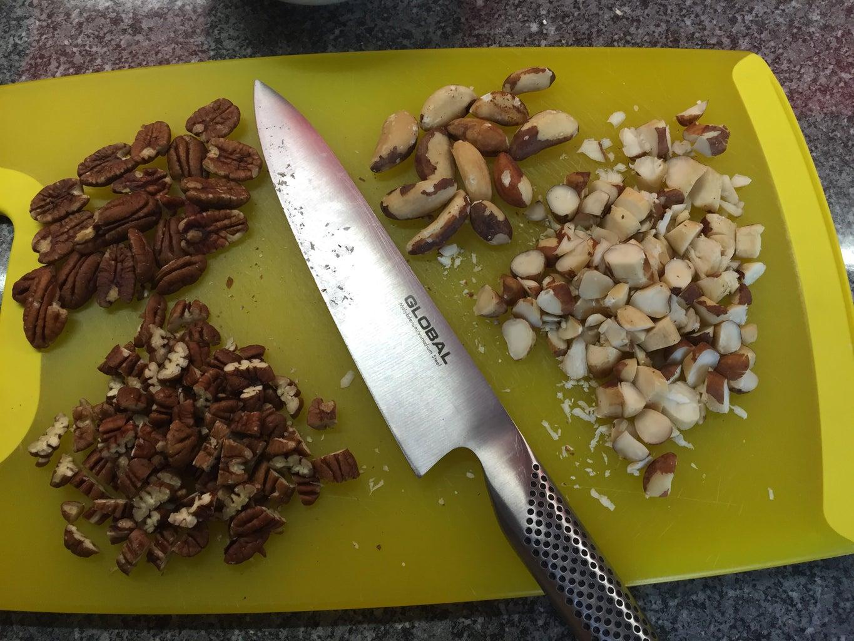 Toasting the Muesli