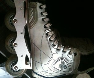 Replace Rollerblade Wheels and Bearings