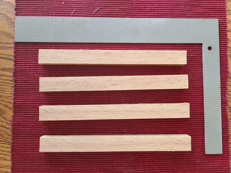 Vertical Base Pieces