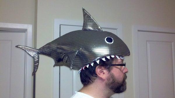 Disco Shark Hat