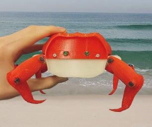 Crab Controller & Crab Simulator