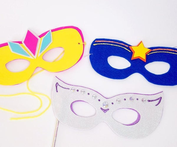 Quick Costume Mask