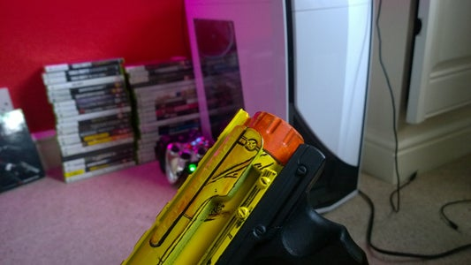 1) Painting Your Gun