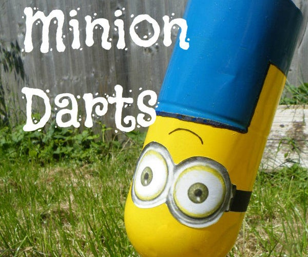 Minion Lawn Darts