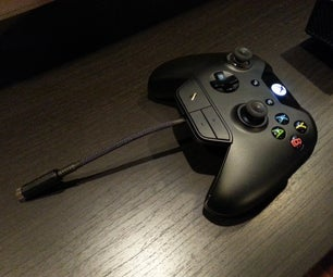Xbox One 3.5mm Headset Adapter (Warlord Version)