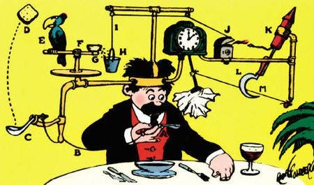 Make a Rube Goldberg Machine!