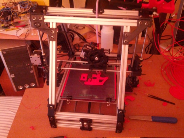Using Sugru to Create Shock Absorbers for Your 3D Printer