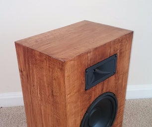 Affordable 2 Way Speaker Cabinet