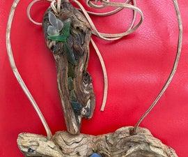 Driftwood Pendants