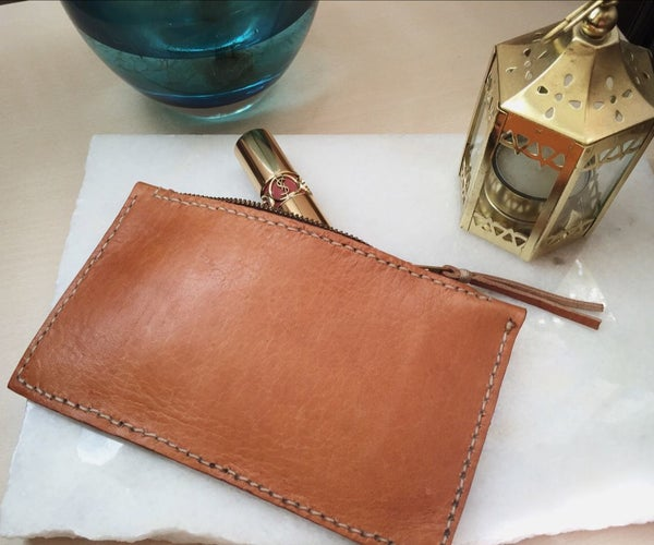 Women's Everyday Leather Purse-wallet