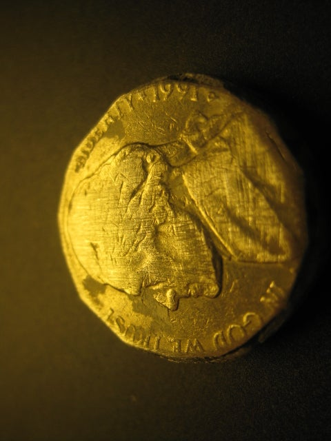 How to Make a Magical Two Headed Coin