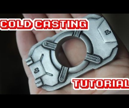 How to Cold Cast