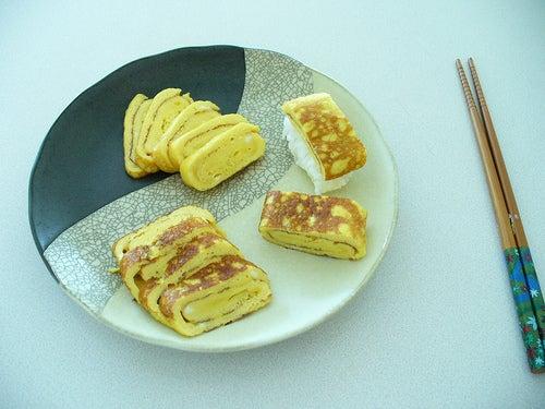Easy Tamagoyaki (egg Sushi)