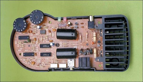 Bass Amplifier Made From Cheap Aura InteractorAmplifier