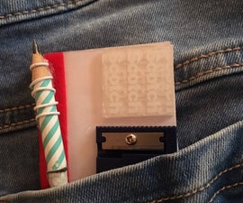 Everything You Need Mini Scrap Book