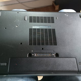 Replacing Notebook Rubber Feet With Sugru