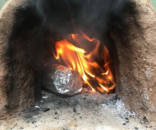 FIRE-ROASTED CLAY-OVEN CORN ON THE COB!  FANTASTIC!!