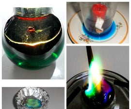 Physics Vs Chemistry (Amazing Science Experiments)