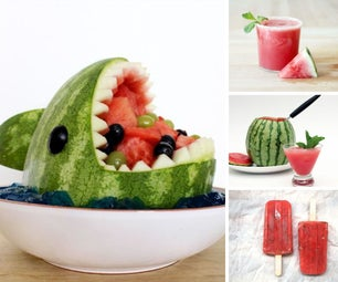 Fun With Watermelons