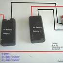 Battery Parallel, Series Switching