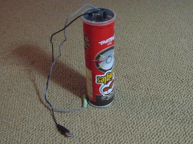 Pringles Can Speaker : 10 Steps - Instructables