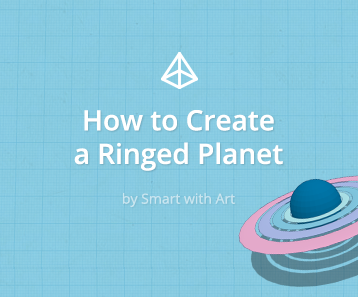How to Create a Ringed Planet